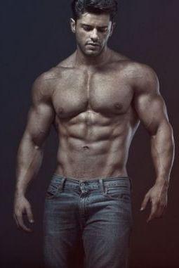 Hot sexy gay men