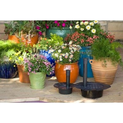 Self Watering Pot Reservoir For Planters Gallon Gardener S