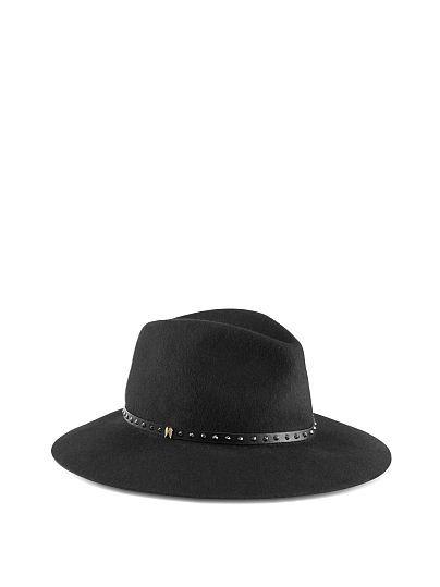 Boy meets girl. // Victoria's Secret Studded Wool Hat