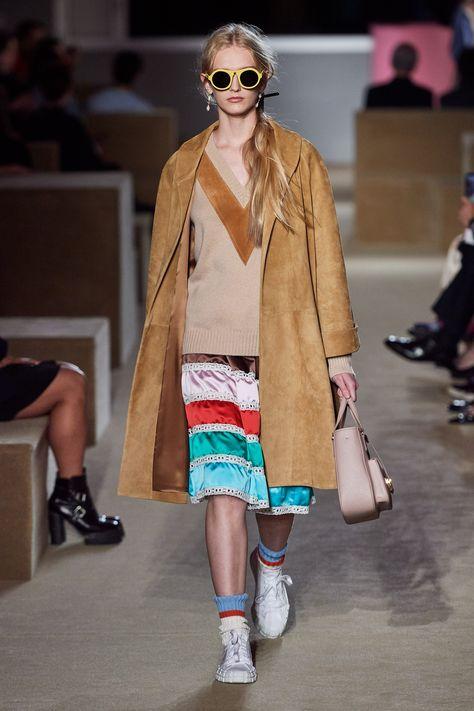 Prada Resort 2020 Fashion Show - Vogue