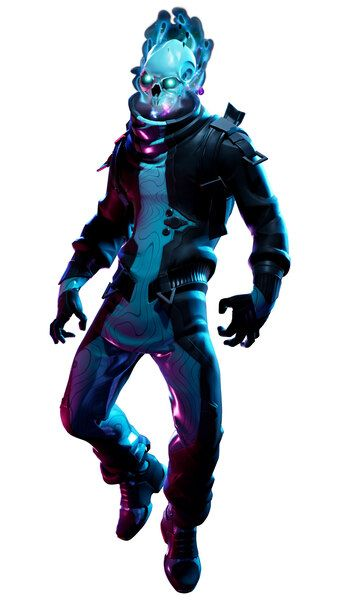 Fortnite X Eternal Voyager Season 10 Battle Pass Skin