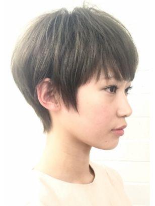 2019年春 ベリーショートの髪型 ヘアアレンジ 人気順 21ページ目