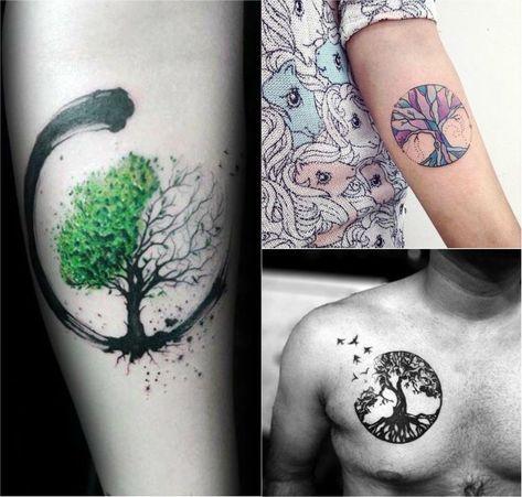 24++ Tatoo arbre de vie ideas
