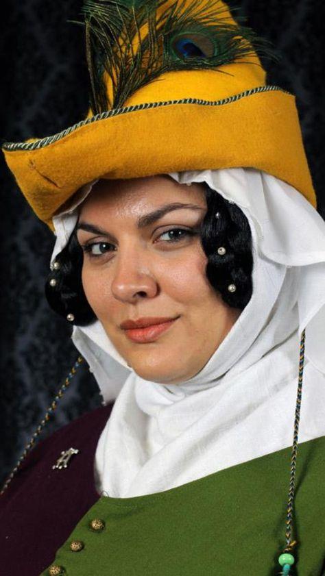 35 Kopfbedeckungen Mittelalter Frauen u. Männer-Ideen