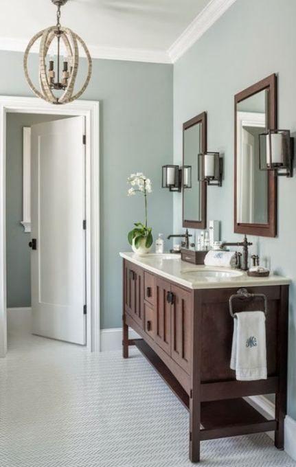 Colors Ideas Green Sea Salt Bathroom