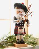 Scottish Highlander Nutcracker