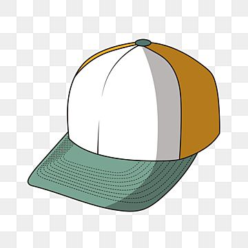 Fashion Baseball Cap Clipart Hat Clipart Fashion Baseball Cap Hat Png And Vector With Transparent Background For Free Download In 2021 Baseball Cap Green Baseball Cap Clip Art