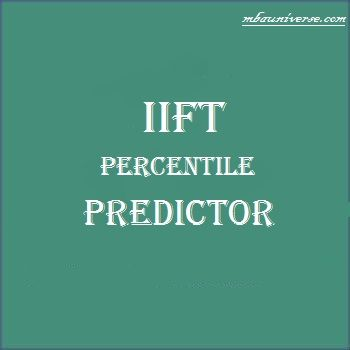 Iift 2018 Exam Percentile Score And The Process How To Arrive At The Accurate Iift Percentile Calculation After Taking Your Exam On Decemb Mba Exam Admissions