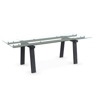 Calligaris Levante Extendable Dining Table Size 30 H X 55 13 W