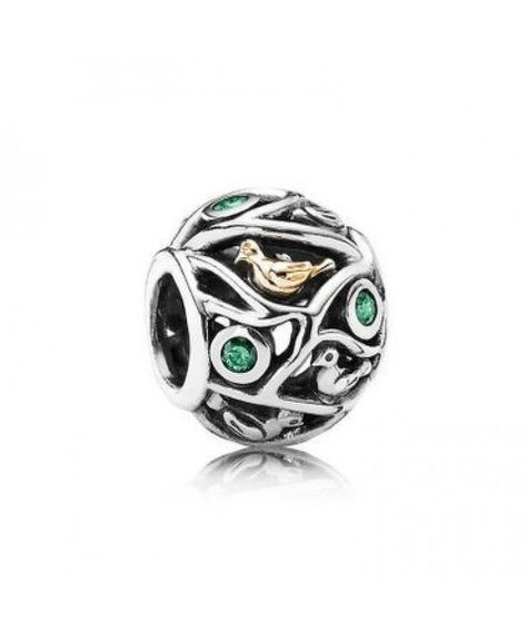 d6de209a9 Pandora Birds Of A Feather Two-Tone Charms Clearance