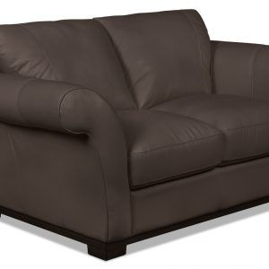 Layla 100 Genuine Leather Sofa