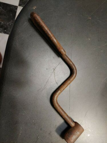 Antique Walden Worchester 5810 5 8 Socket Wrench Used For Model T Usa Made In 2020 Socket Wrenches Wrench Model T
