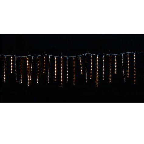 Home Accents Holiday 10 Ft 200 Light Warm White Micro Dot