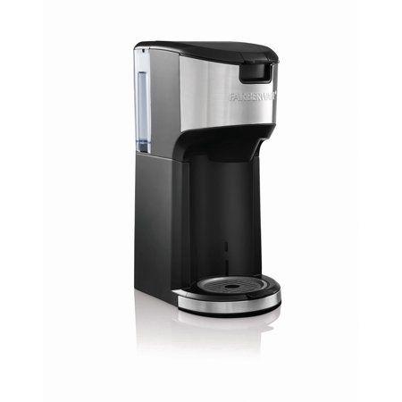 Farberware K Cup Single Serve Coffee Maker Walmart Com Camping Coffee Maker Single Serve Coffee Makers Camping Coffee