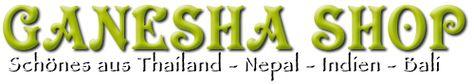 Ganesha Shop Logo