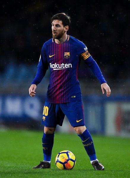 Real Sociedad Barca 14 Enero 2018 Con Imagenes Lionel Messi