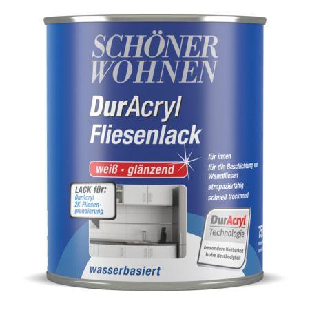 Duracryl Fliesenlack Schoner Wohnen Farbe