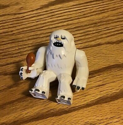 wampa Wampa with Horns Lego Star Wars Big Figure