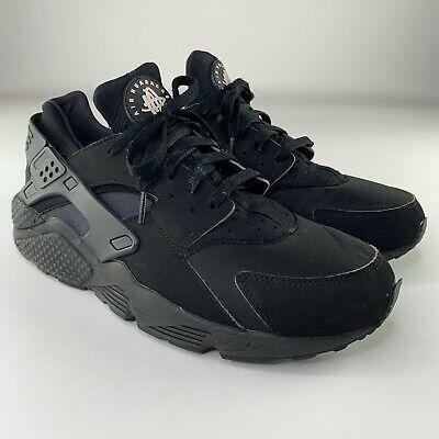 Nike Air Huarache Triple Black 318429