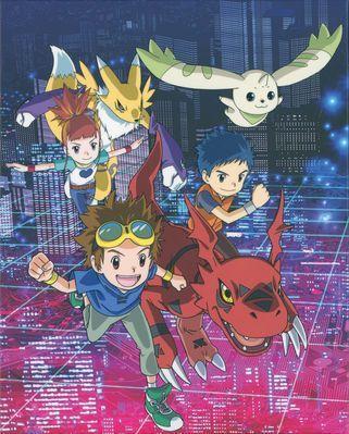 Digimon Tamers Bd Box Scans Screencaps Discussion Audio Drama Translation Digimon Tamers Digimon Wallpaper Digimon Digital Monsters