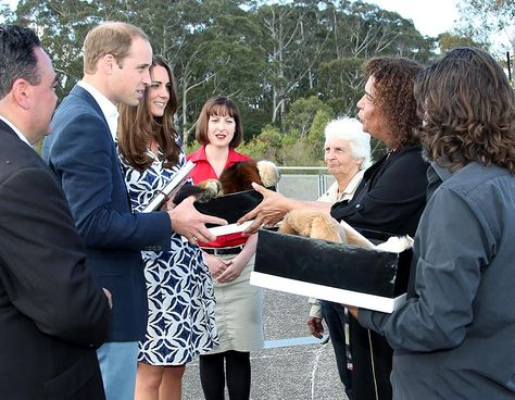 Prince William and Kate Middleton visit The Three Sisters - Photo 5 | Celebrity news in hellomagazine.com