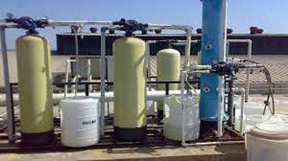 Deionizer Supplier In Uae Water Treatment Wastewater Treatment Water Treatment System