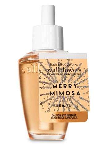 Merry Mimosa Wallflowers Fragrance Refill Bath And Body Works