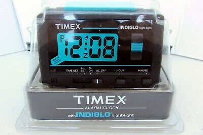 Timex Indiglo Travel Alarm Clock