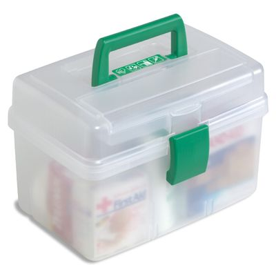 First Aid Kit Container Store First Aid