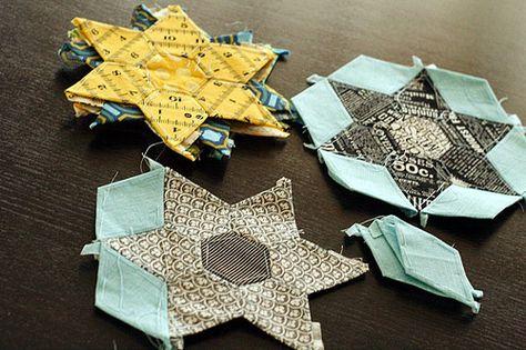 Hexagons, Jewels, and Diamonds