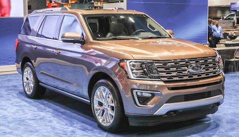 2018 Ford Expedition Max Redesign Autos Autos Modernos Camionetas
