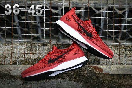 d1577b2de0b1 2017-2018 Sale Nike Air Zoom Mariah Flyknit EUR 36-45 Lotus Red Capsicum  Red White