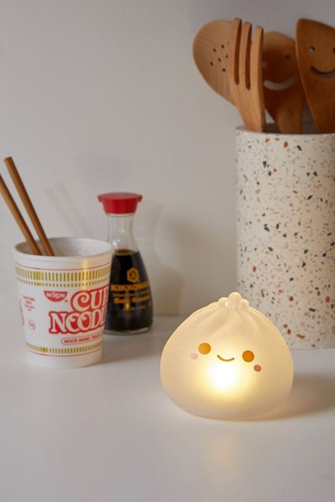 Shop Smoko UO Exclusive Dumpling Light at Urban Outfitters today. We carry all the latest styles, colors and brands for you to choose from right here. Lifestyle Shop, Dumpling, Light Fittings, White Elephant Gifts, My New Room, Small Gifts, Light Up, Cat Light, Cleaning Wipes