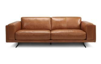 Hackney 3 Seater Sofa Leather Sofa Sofa Sofas Ireland