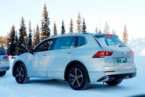 The Vw Tiguan 2019 Release Date Car Review 2019