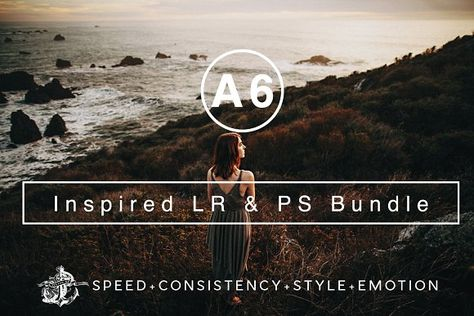 A6 VSCOCam Inspired LR PS Preset by FilterCollective  #photoshop #photoshopactions #addons #photographytips #lightroom #photography #photoediting