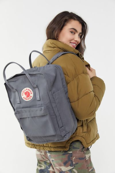 Fjallraven Kanken Padded Laptop Backpack from Urban Outfitters Summer outfit goals