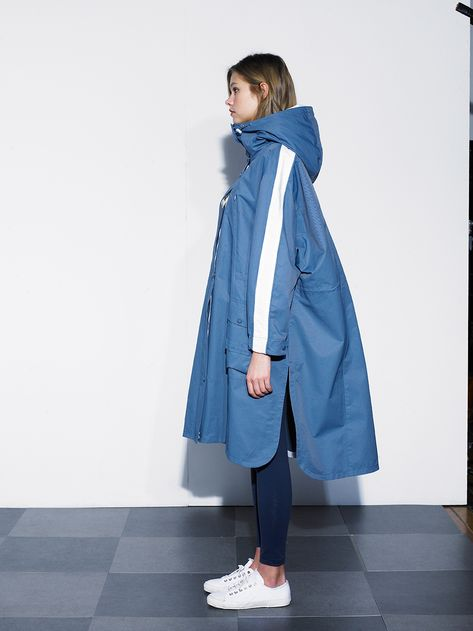 Private Cocoon Jumper (Blue) S/S 18