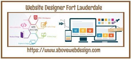 Web Designer Fort Lauderdale Web Design Design How To Look Better