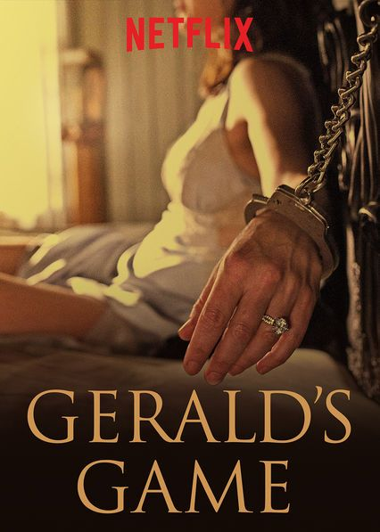 Stephan King horror movie - Gerald's Game