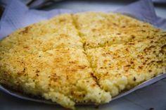 Aprende A Preparar Mbeyu Con Esta Rica Y Facil Receta El Mbeyu O Mbeju Es Un Plato Tipico De La Cocina Paraguaya Recetas Vegetarianas Comida Recetas De Comida