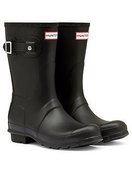Original Short Wellington Boots - Black