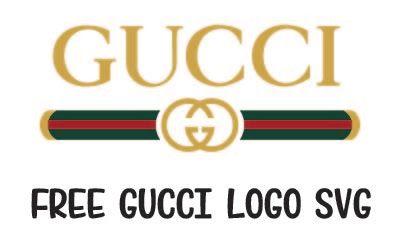 Free Gucci Logo Svg Logos Svg Gucci