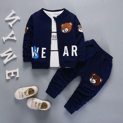 Pants Children Boy Outfits Sets DIIMUU Kids Baby Summer Boys Fashion T-shirt