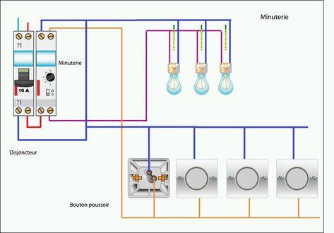 17 Idées De Elecrticite Schéma électrique Installation Electrique Maison Câblage électrique