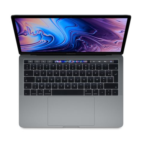 quad‑core Intel Core processor, Turbo Boost up to Retina display with True Tone Touch Bar and Touch ID Intel Iris Plus Graphics 655 memory SSD storage Four Thunderbolt 3 ports Backlit Keyboard - US English Macbook Pro Retina, Apple Macbook Pro, Buy Macbook Pro, Macbook Pro 13 Pouces, Macbook Pro Keyboard, Best Macbook, Macbook Pro 13 Inch, Newest Macbook Pro, Computer Science