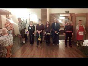 Auffuhrung Zum 60 Geburtstag Von Eva Der Bandits Linedancer