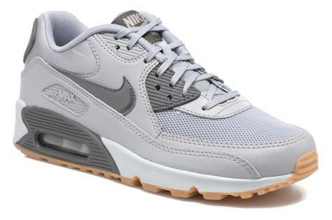 Nike Air Max 90 Mesh (Ps) (Grey) Trainers chez Sarenza