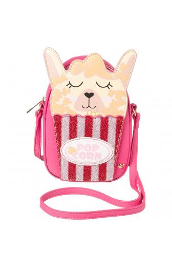 7699eb8dca0ef5 Bolsa Infantil Pampili Lhamapoca Pink | Kids Fashion | Bolsa ...
