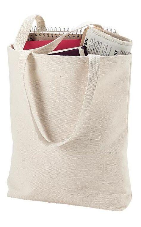 Heavy Cotton Denim Convention Tote Bag TF270 | Tote bag